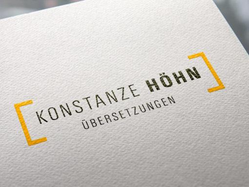 Konstanze Höhn Übersetzungen